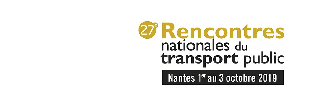 RENCONTRES NATIONALES DU TRANSPORT PUBLIC, Nantes
